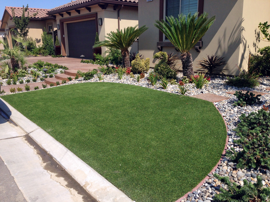 Artificial lawn artesia california garden ideas small for Small garden design ideas with lawn