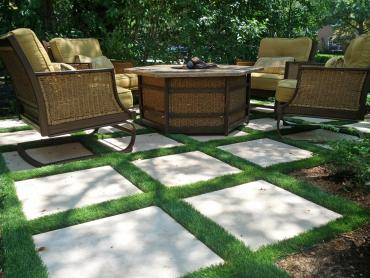 Artificial Grass Photos: Artificial Grass Tupman, California Roof Top, Backyard