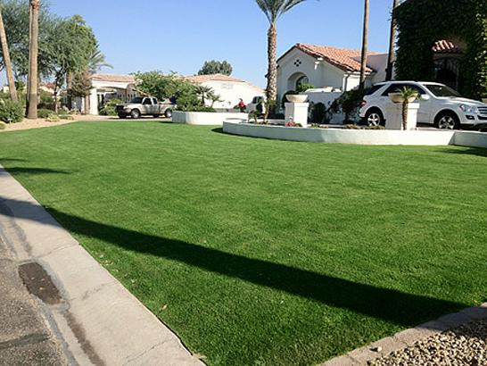 Artificial Grass Photos: Artificial Turf Installation California City, California Home And Garden, Front Yard Landscape Ideas