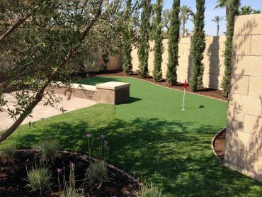Fake Grass Carpet Beverly Hills, California Putting Green Carpet, Backyard artificial grass