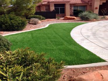 Artificial Grass Photos: Installing Artificial Grass Walnut, California Gardeners, Front Yard Landscaping Ideas