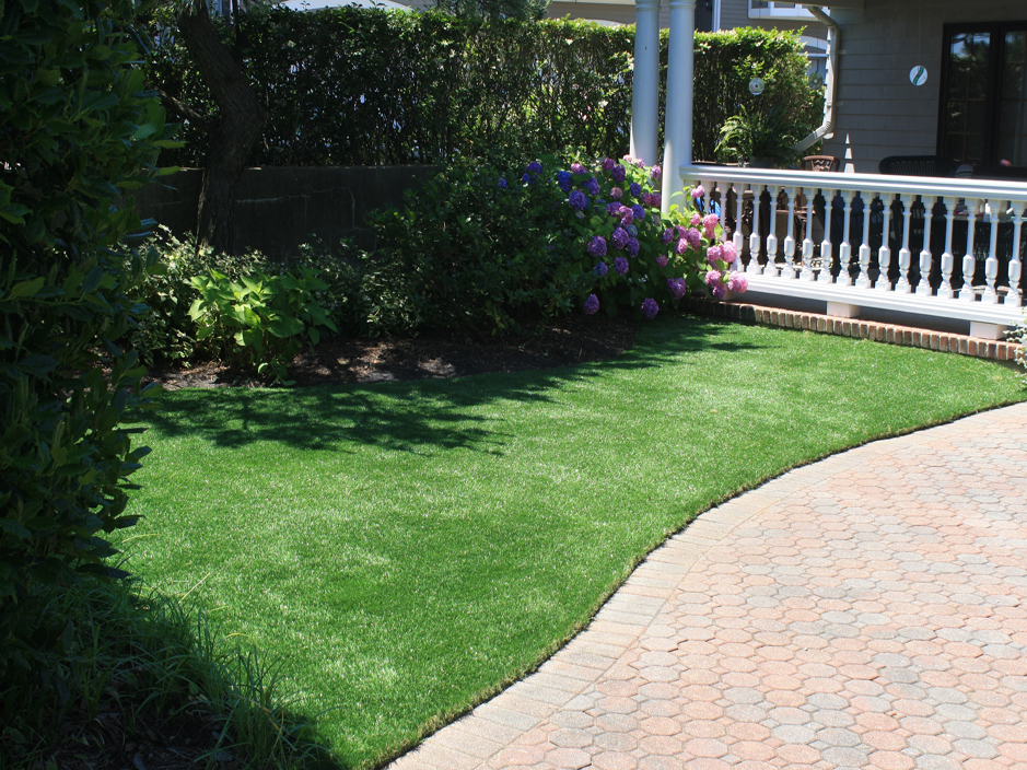 Synthetic Grass Compton California Pet Grass Front Yard